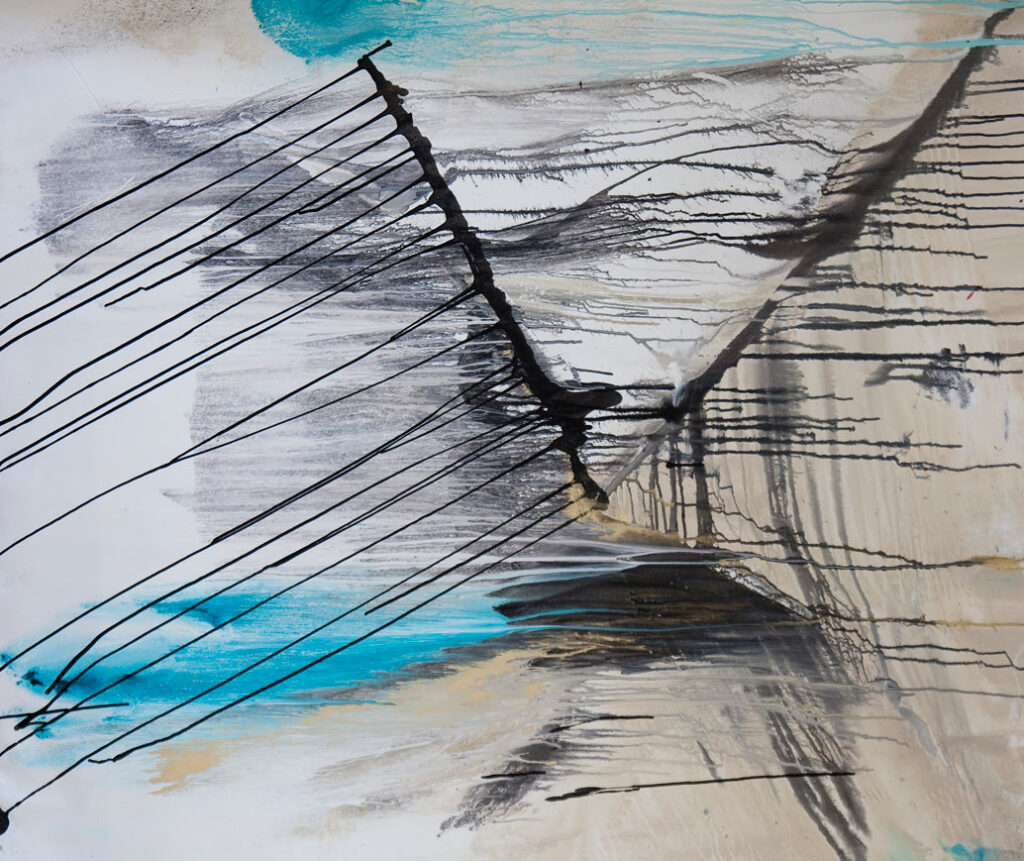 Abstract artist from Toowoomba