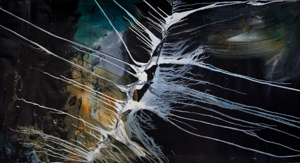 Taiwan abstract art