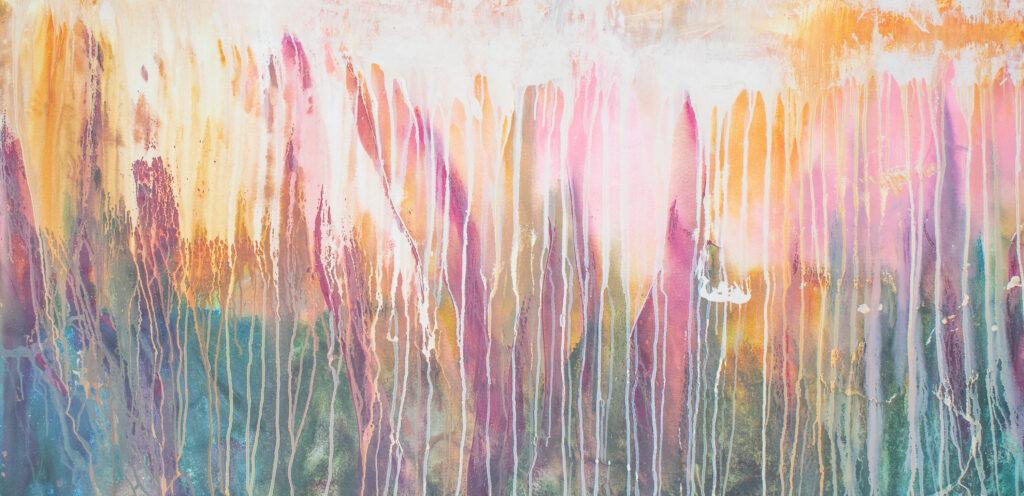 Sold in Nepal, australian abstract art