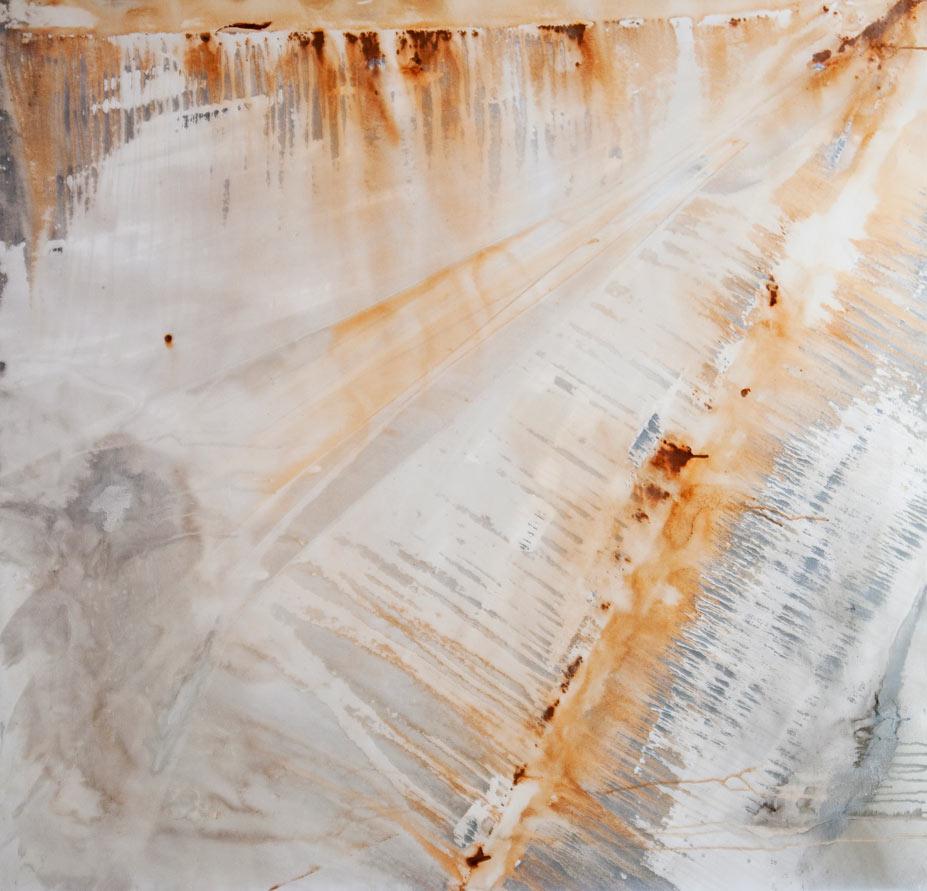 abstract Australian artist dix