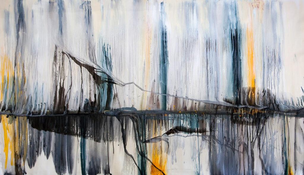 abstract artworks Steven dix Australia