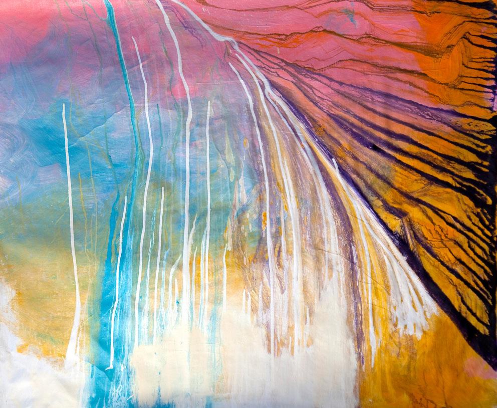 colour abstract art