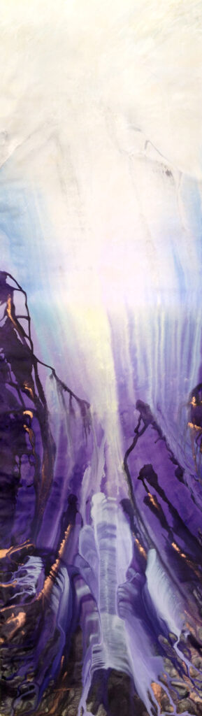 Hong Kong Australian abstract artist Steven dix