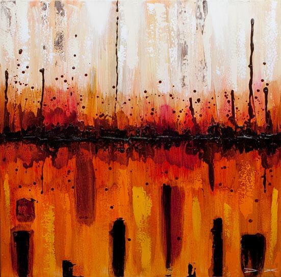 abstract australiana