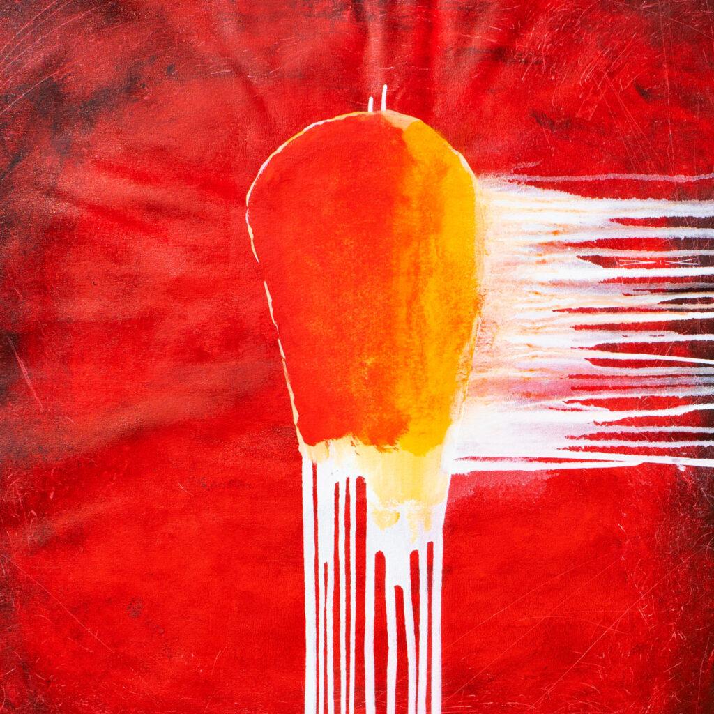 Redhead matches artwork australia